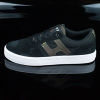 $70.00 HUF Choice Shoes, Color: Black, Camo