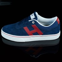 $70.00 HUF Choice Shoes, Color: Navy, Red