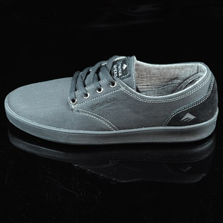 Size 10 in Emerica The Romero Laced Shoes, Color: Black, Black, Gum