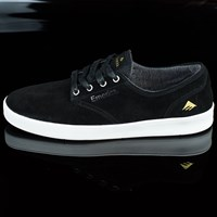 $55.00 Emerica The Romero Laced Shoes, Color: Black, White