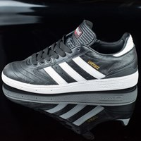 adidas Dennis Busenitz Pro Copa Shoes, Color: Black, White in stock.