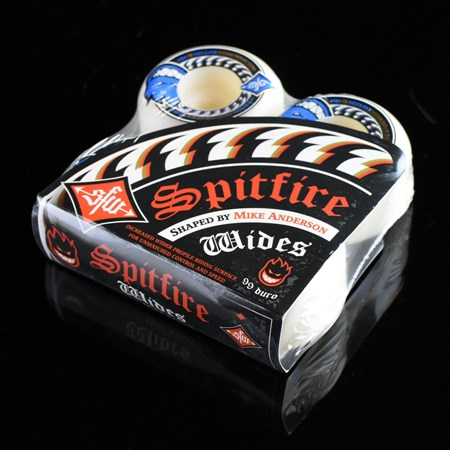 Spitfire Wheels Mike Anderson SFW 2 Wheels White
