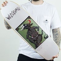 $50.00 Welcome We Caught Krampus On Slappy Slap Deck