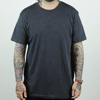 $20.00 Volcom Heather Basic T Shirt, Color: Charcoal Heather