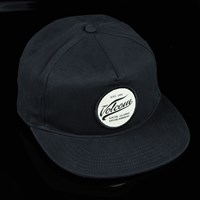 $18.00 Volcom Mirror Adjustable Hat, Color: Tinted Black