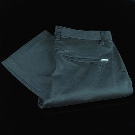 Size 32 in Volcom Frickin Modern Chino Pants, Color: Black