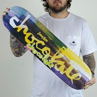 Chocolate Hsu Hype Paint Deck in stock.