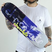 Chocolate Alvarez Hype Paint Deck in stock.