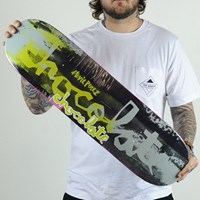 Chocolate Perez Hype Paint Deck in stock.