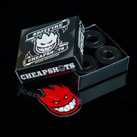 Spitfire Wheels Cheapshots Bearings in stock.