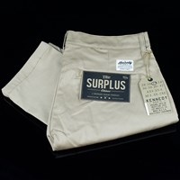 $35.00 Kennedy Denim Co The Surplus Chinos, Color: Khaki