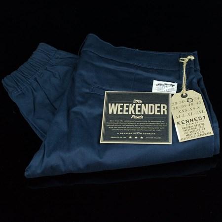 Kennedy Denim Co The Weekender Essentials Navy