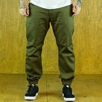 $54.00 Kennedy Denim Co The Weekender Essentials, Color: Army Green