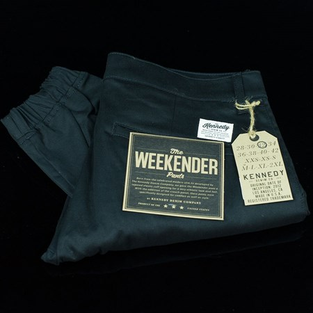 Size 36 in Kennedy Denim Co The Weekender Essentials, Color: Black