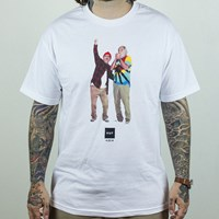 HUF 420-2014 T Shirt, Color: White in stock.