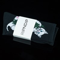 $12.00 RIPNDIP Nermal Nug Socks