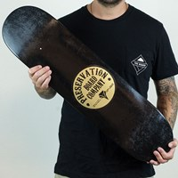 Preservation Board Company Circle Logo Deck in stock.