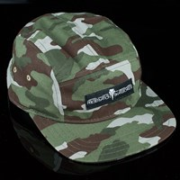 Preservation Board Company Camo 5 Panel Hat, Color: Camo in stock.