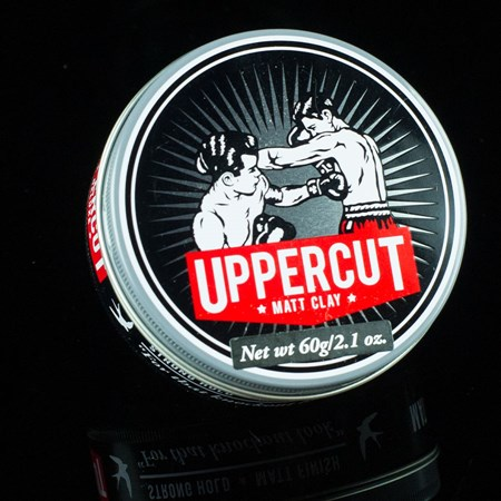 Upper Cut Deluxe Matte Clay Pomade