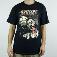 $20.00 Spitfire Wheels Undead 2 T Shirt, Color: Black