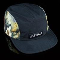 $28.00 Asphalt Yacht Club The Fall Camp Hat, Color: Black