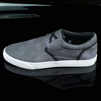 HUF Genuine Shoes, Color: Black Crystal Wash in stock.