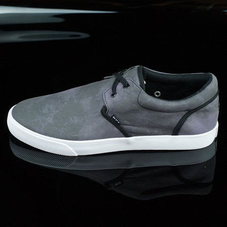 Size 10 in HUF Genuine Shoes, Color: Black Crystal Wash