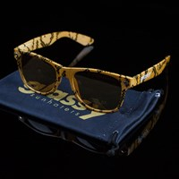 $15.00 Glassy Sunhaters Leonard Sunglasses, Color: Snake