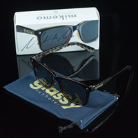 $40.00 Glassy Sunhaters Mikemo Sunglasses, Color: Black, Tortoise Polarized