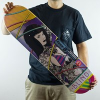 $50.00 Blind Filipe Ortiz Girl Deck