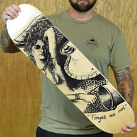 $50.00 Hurt Life Mermaid Deck