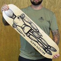 Hurt Life Broken Man Deck in stock.
