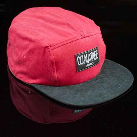 Coalatree Organics CT Camper Hat Red