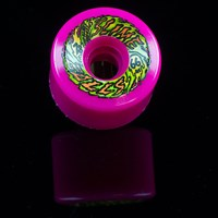 Santa Cruz Slime Balls 66S 78a Wheels, Color: Neon Pink in stock.