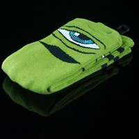 $8.00 Toy Machine Sect Eye III Socks, Color: Army