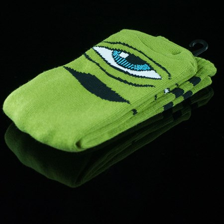 Toy Machine Sect Eye III Socks Army