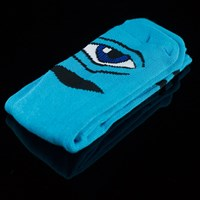 $8.00 Toy Machine Sect Eye III Socks, Color: Blue