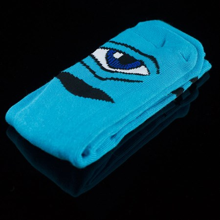 Toy Machine Sect Eye III Socks Blue