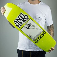 Anti Hero Jeff Grosso Mountain Deck in stock.