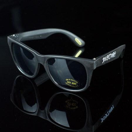 Thrasher Skate And Destroy Sunglasses Black
