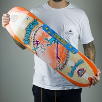 $50.00 Krooked Dan Drehobl Wave Attack Deck