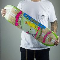 $50.00 Krooked Mark Gonzales Wave Attack Deck