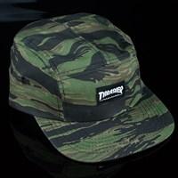 Thrasher Thrasher 5 Panel Hat, Color: Tiger Camo in stock.