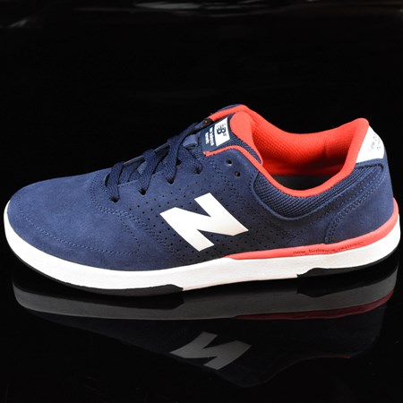Size 8.5 in NB# Stratford Shoes, Color: Navy, Red