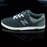 $85.00 NB# Stratford Shoes, Color: Pirate Black, Micro Grey