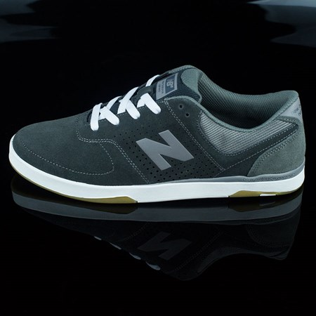 Size 8 in NB# Stratford Shoes, Color: Pirate Black, Micro Grey