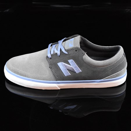 Size 10.5 in NB# Brighton Shoes, Color: Grey, Light Blue