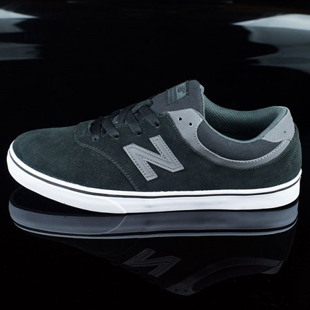 Size 8.5 in NB# Quincy Shoes, Color: Black, Magnet Grey