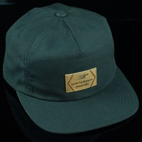 $30.00 NB# Brackets Snapback Hat, Color: Black