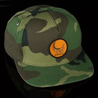 $36.00 RIPNDIP Swamp Snapback Hat, Color: Camo